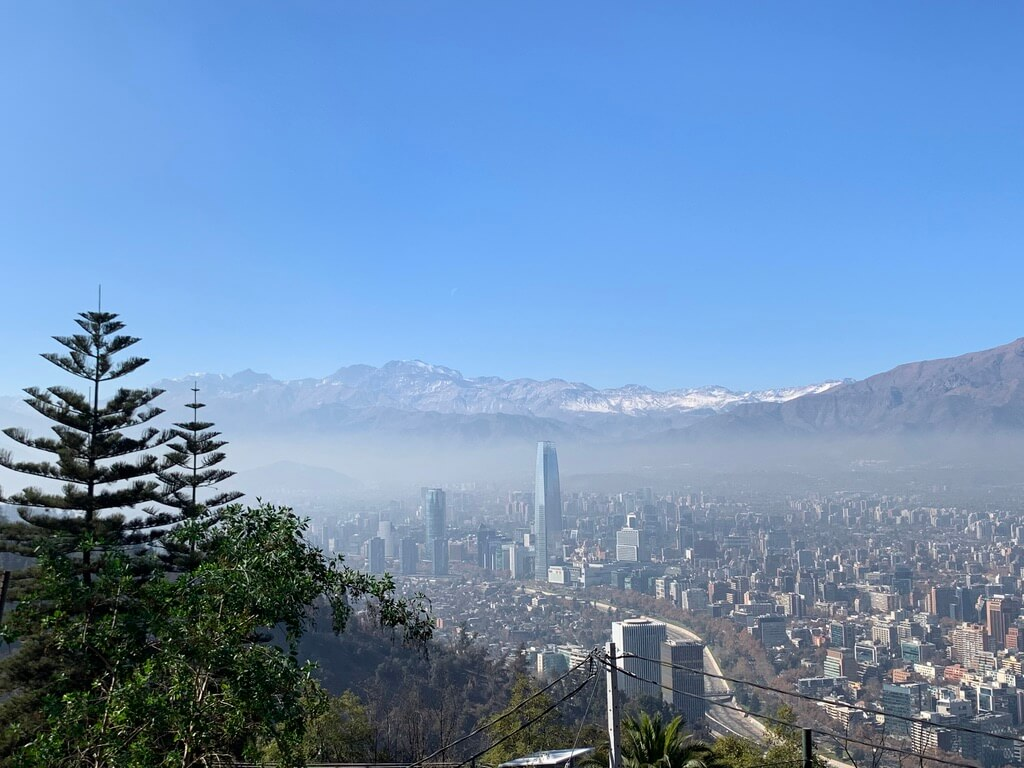 3 days in santiago