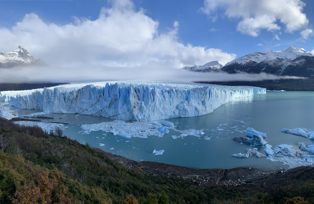 3 days in argentine patagonia