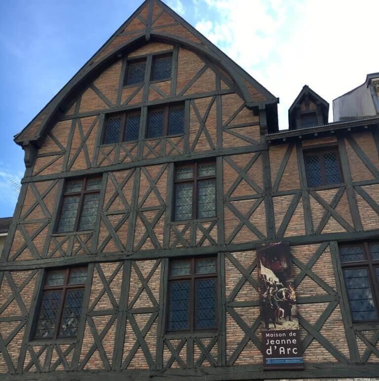 troyes castle tour loire valley