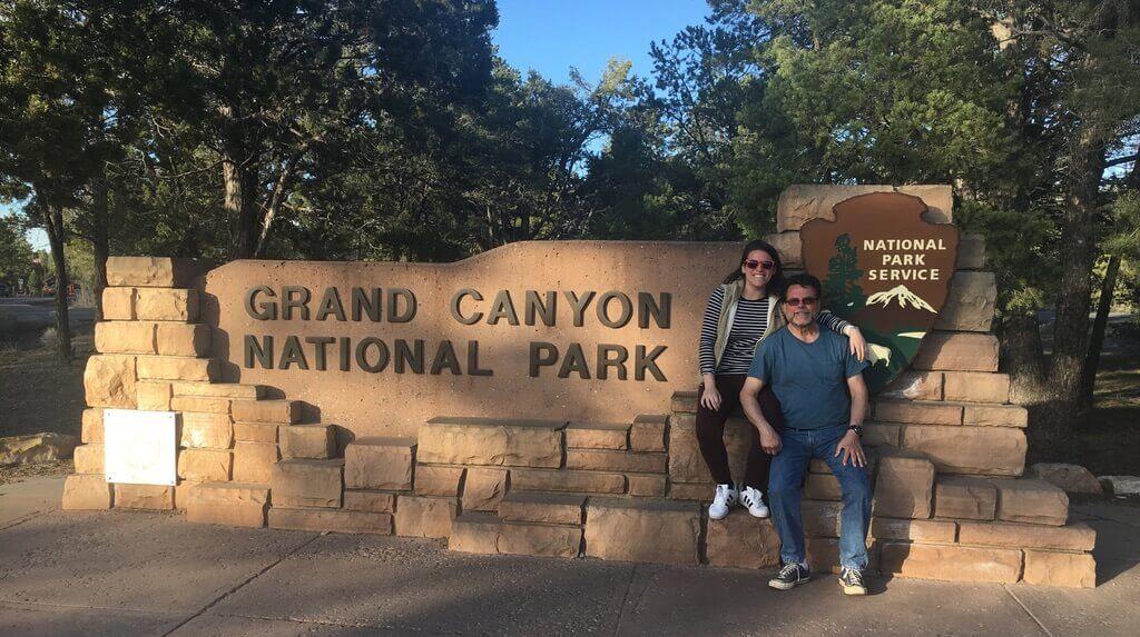 grand canyon joshua tree