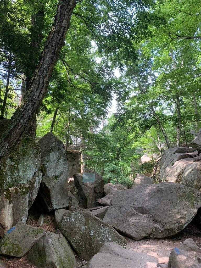 hikes near boston