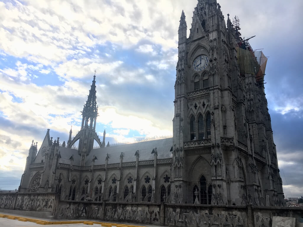 5 days in quito